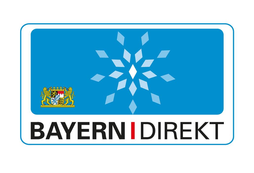 Logo Bayern direkt