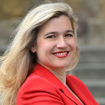 Staatsministerin Melanie Huml MdL.