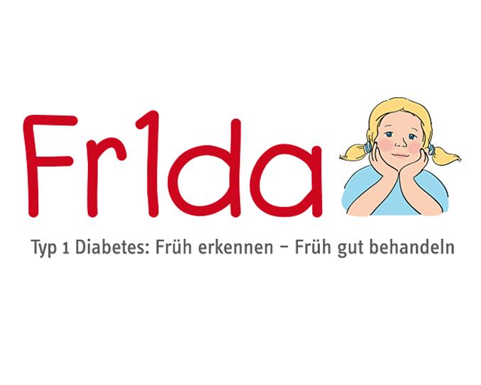 Logo der Fr1da-Studie.