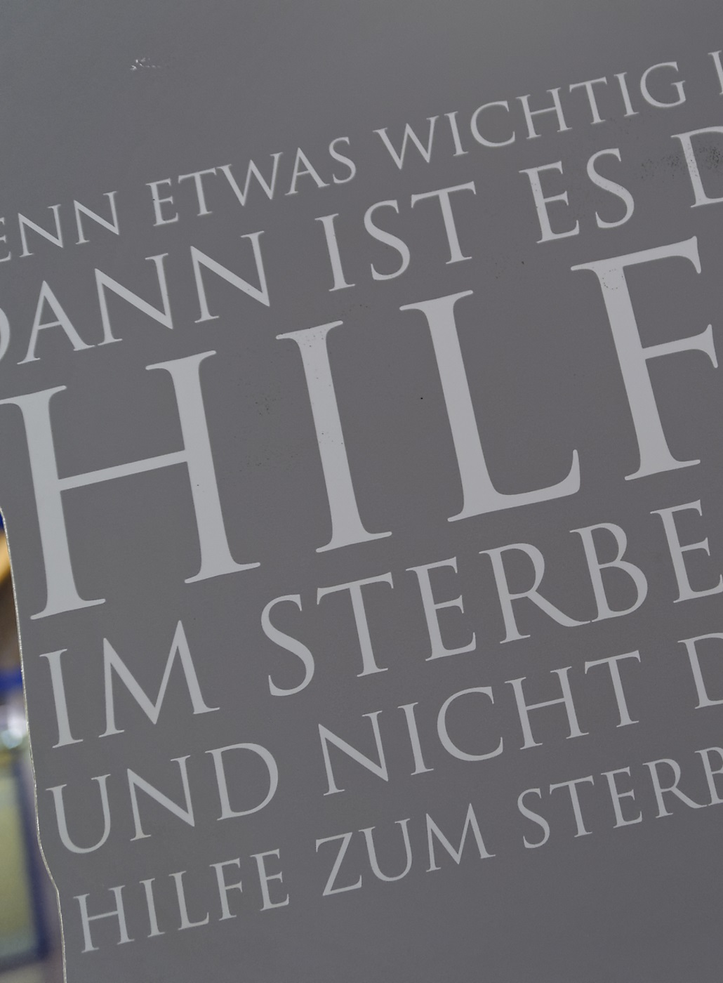 """Weitere Details zur Wanderausstellung """"Gemeinsam Gehen"""""""