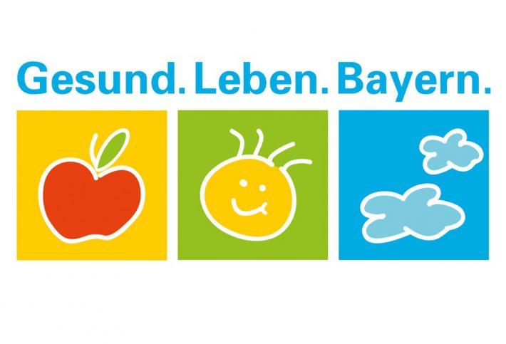 Logo Gesund. Leben. Bayern.