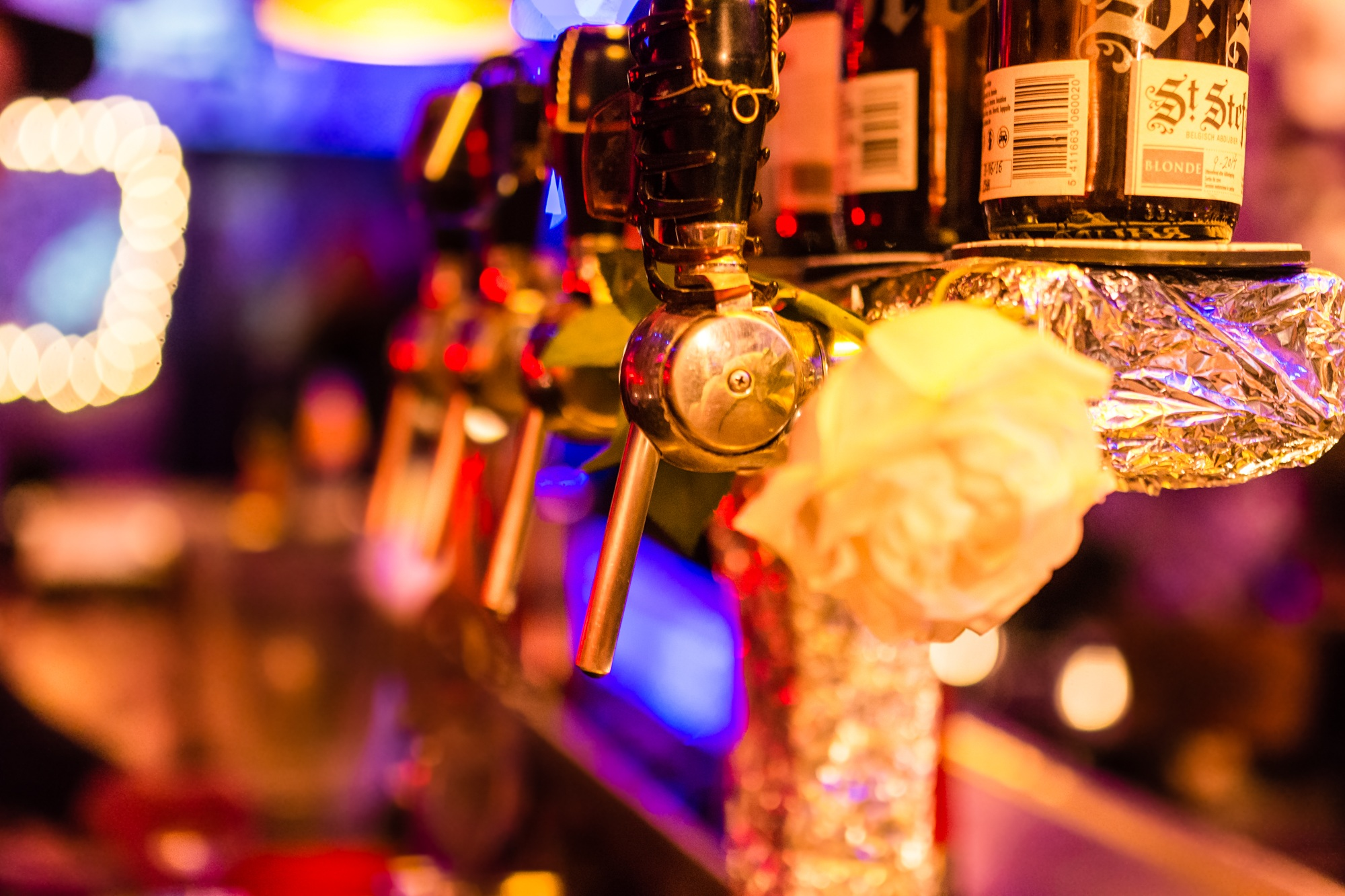 Schankanlage – Thema Alkohol