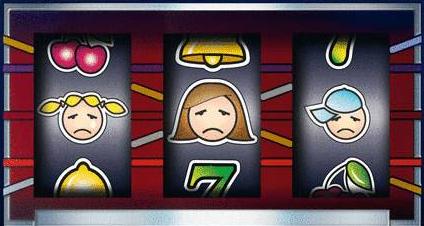 Spielautomat Spielsucht.