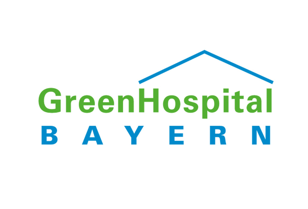 Logo Green Hospital Bayern