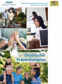 Titelbild Bayerischer Präventionsplan
