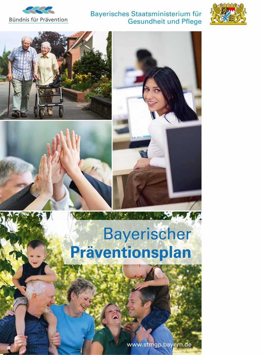 Aus dem Bayerischen<br /> Präventionsplan