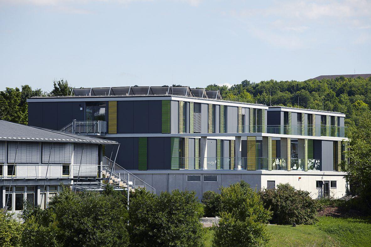 Solaranlage (45 Quadratmeter), Foto: Bernhard, Horst.