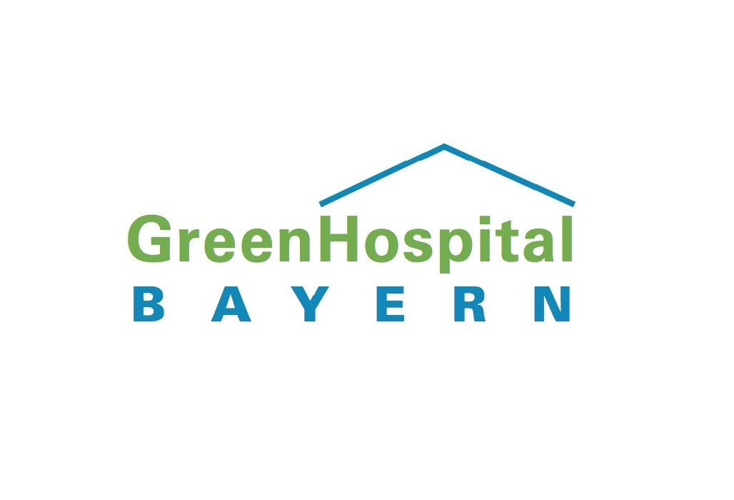 Logo Green Hospital Bayern.