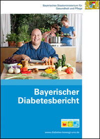 Publikation Bayerischer Diabetesbericht.