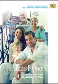 Publikation Sozial-Fibel.