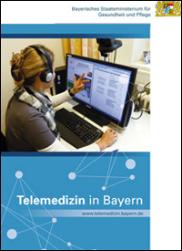 Publikation Telemedizin in Bayern.