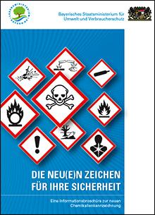 Publikatiion Die neu(e)n Zeichen für Ihre Sicherheit.