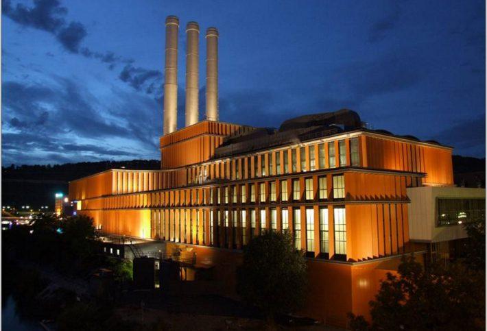 Kraftwerk Würzburg, Quelle: Stadt Würzburg