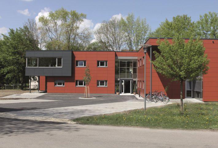 Bezirksklinikum Günzburg, Quelle: Bezirkskliniken Schwaben.