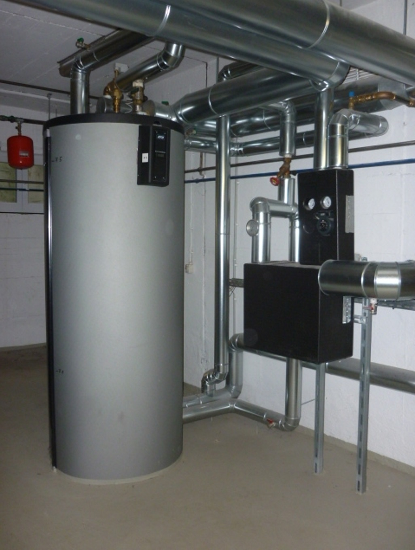 Trinkwassererwärmer, Klinikum Kaufbeuren