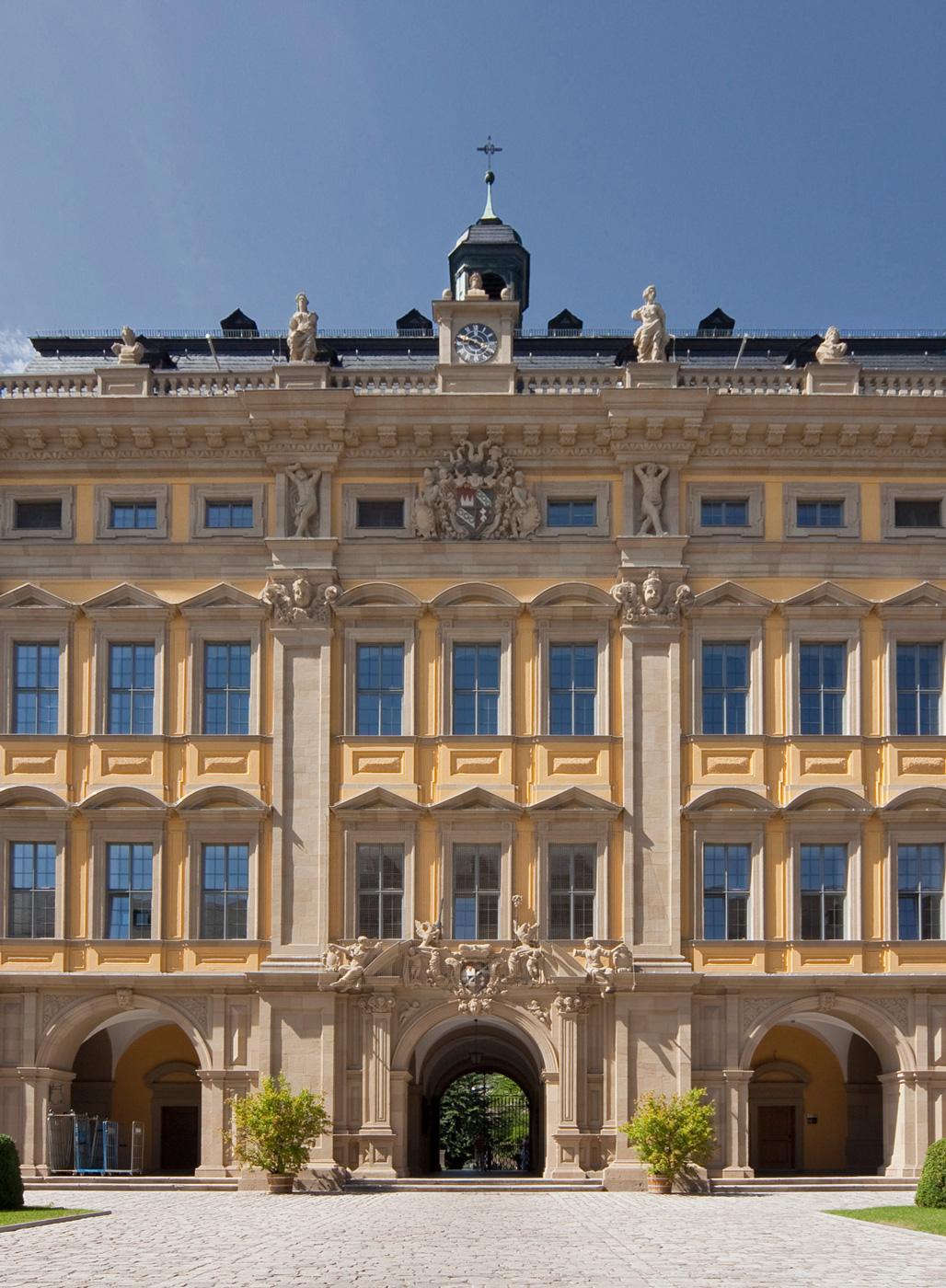 Außenansicht Juliusspital Würzburg