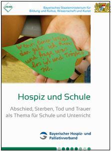 Publikation Hospiz und Schule.