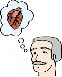 Mann ist dankbar für Organspende