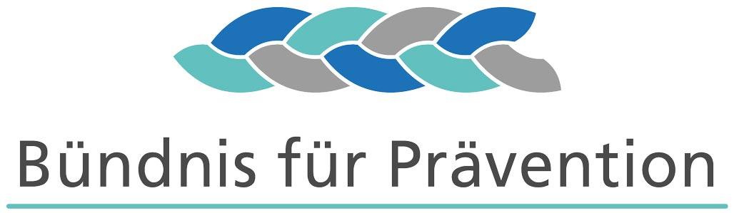 Logo Bündnis für Prävention