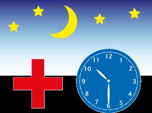 Notdienst Tag und Nacht