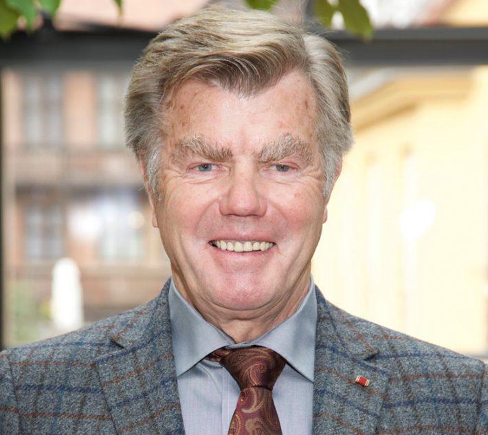 Werner Dresel, Patientenfürsprecher am kbo-lsar-Amper-Klinikum München-Ost