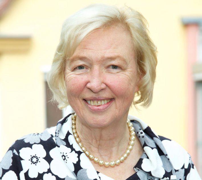 Prof. Dr. Margareta Klinger, Patientenfürsprecherin am Universitätsklinikum Erlangen