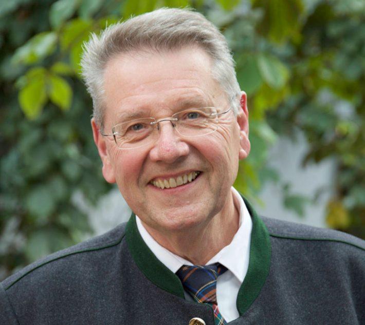 Dr. Hermann Weber, Patientenfürsprecher am Klinikum Augsburg