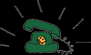 Telefon klingelt