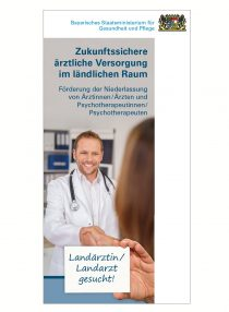 Flyer Landarzt