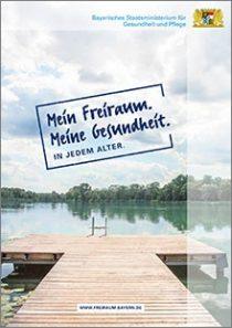 """""""Mein Freiraum. Meine Gesundheit. In jedem Alter."""" - Magazin"""