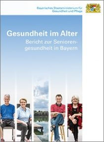 Cover Seniorenbericht