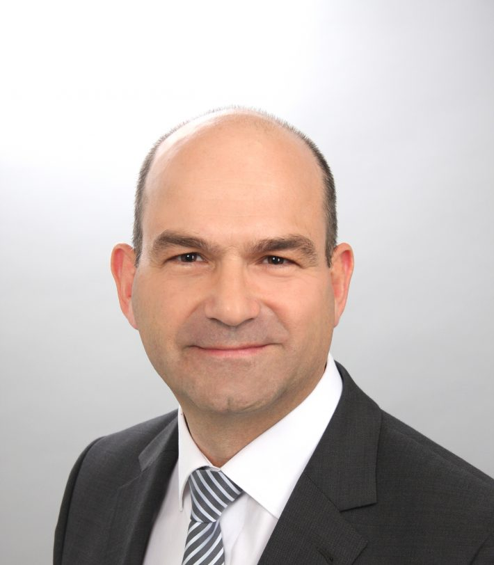 Dr. Dr. Markus Schick Präsident des Landesamtes für Pflege