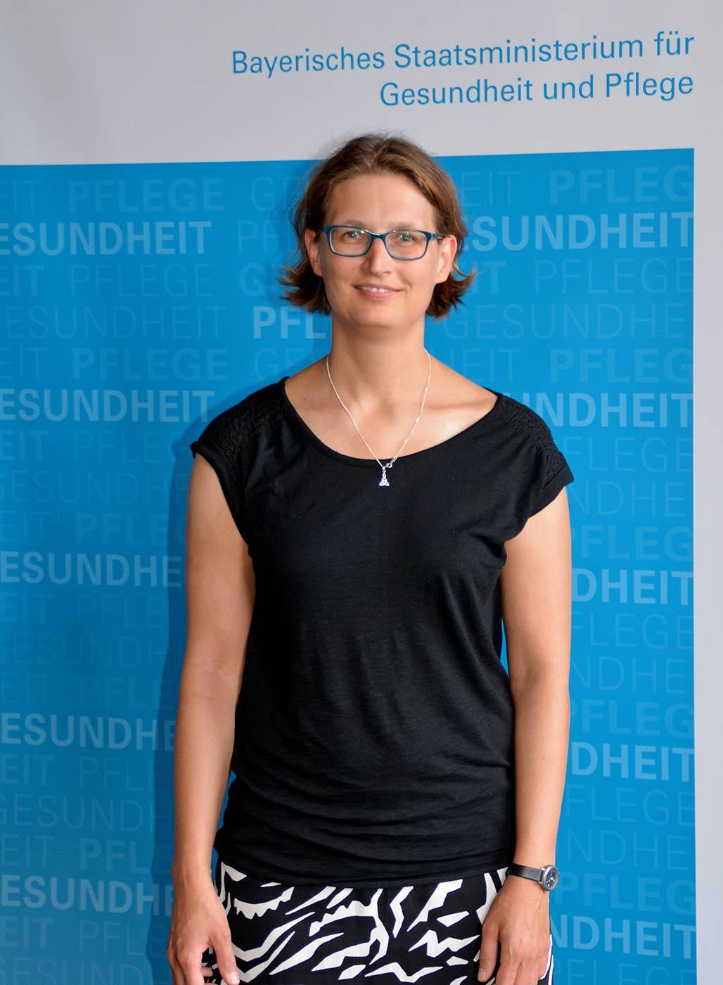 Dr. Christiane Zweier, Mitglied der Bayerischen Ethikkommission für Präimplantationsdiagnostik