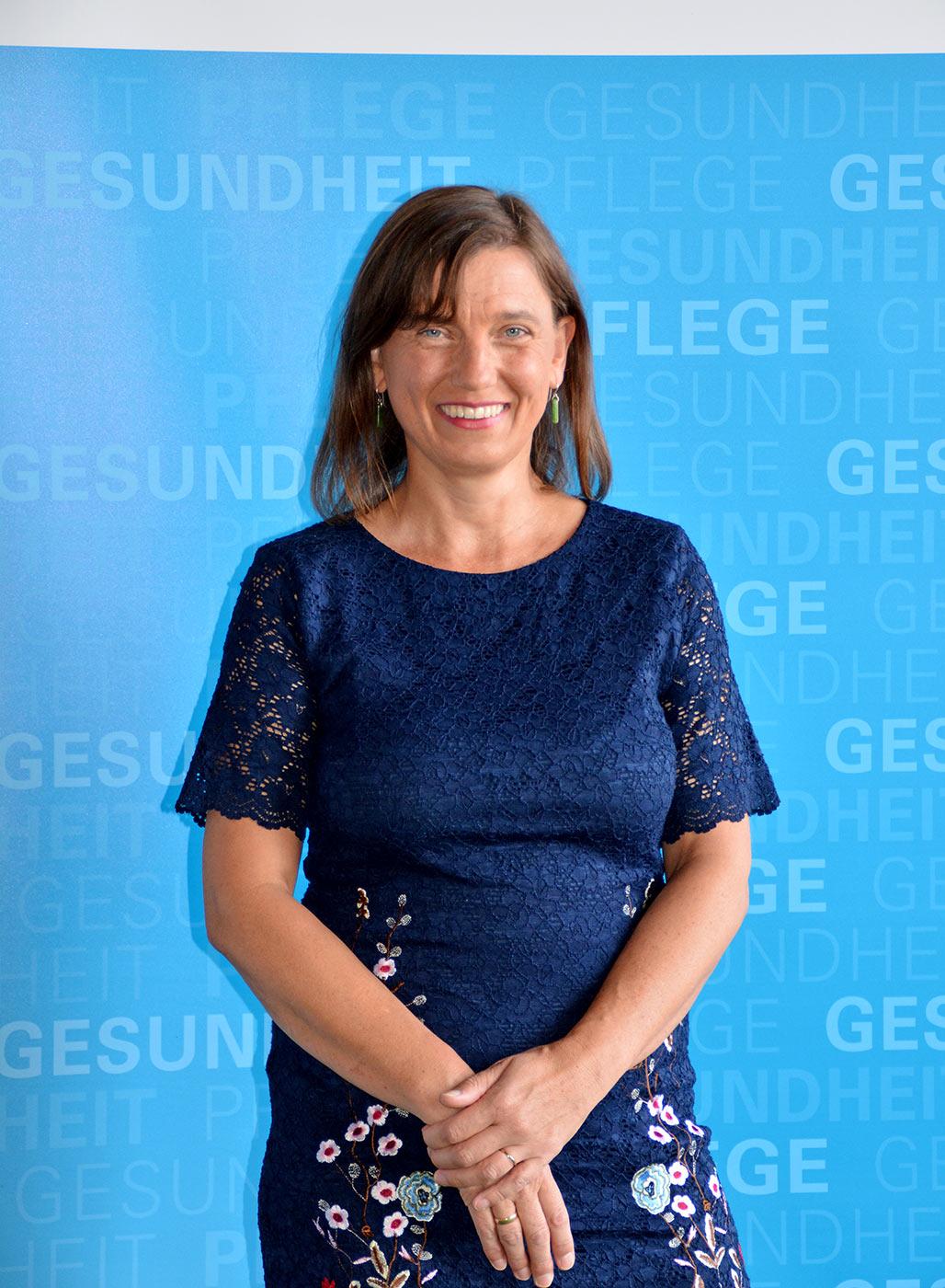 Dr. Ursula Zollner, Mitglied der Bayerischen Ethikkommission für Präimplantationsdiagnostik