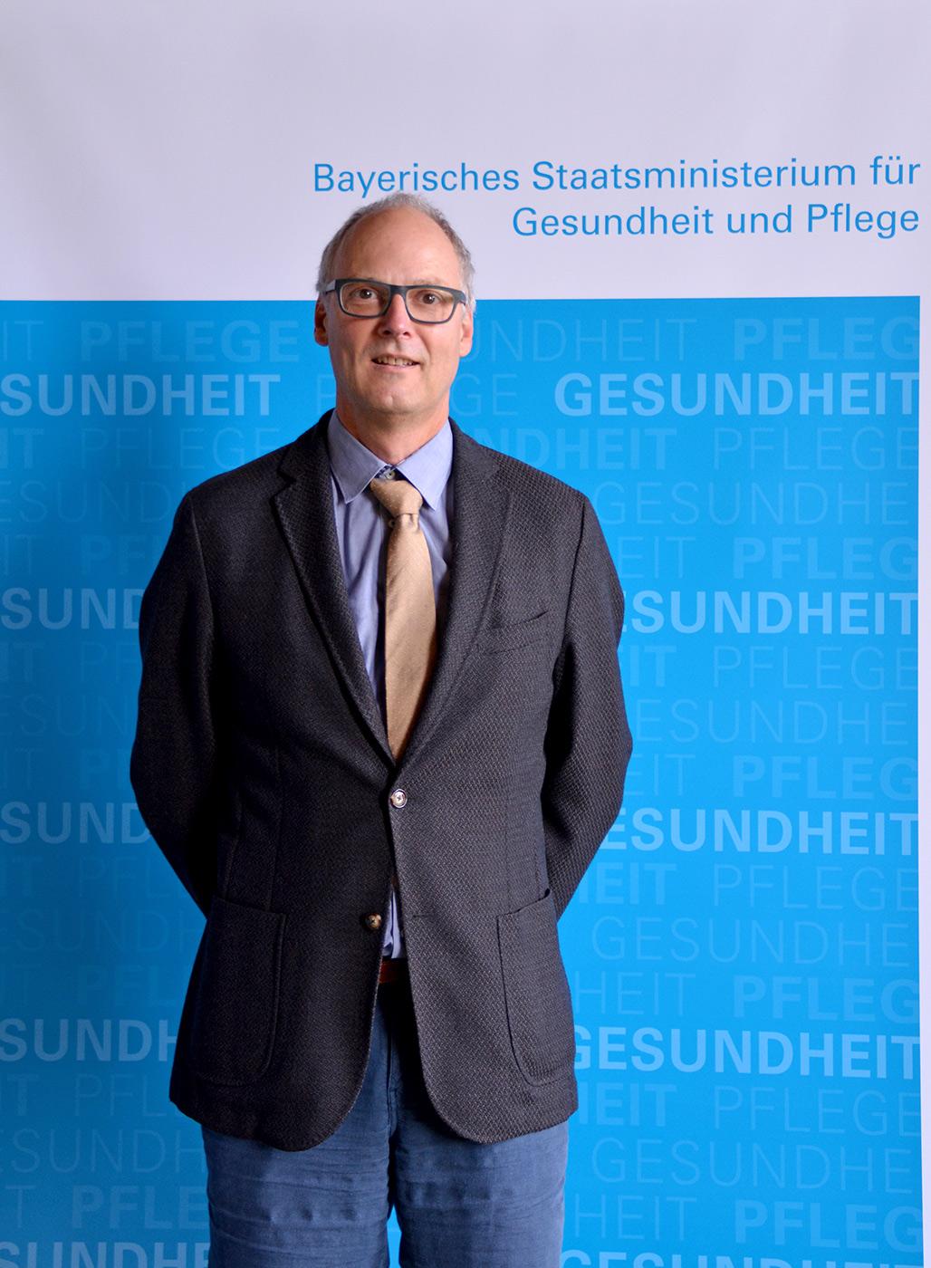 Prof. Arne Manzeschke, Mitglied der Bayerischen Ethikkommission für Präimplantationsdiagnostik