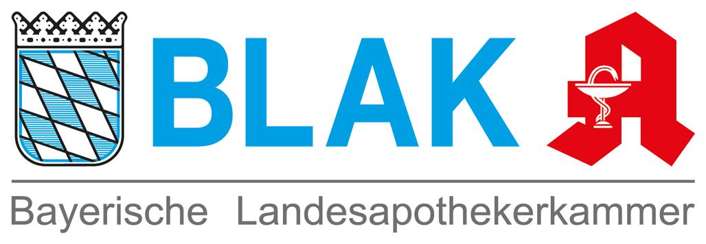 Logo Bayerische Apothekerkammer BLAK