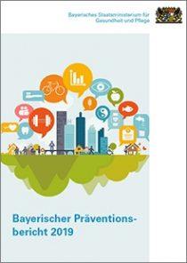 Titelbild Bayerischer Präventionsbericht 2019