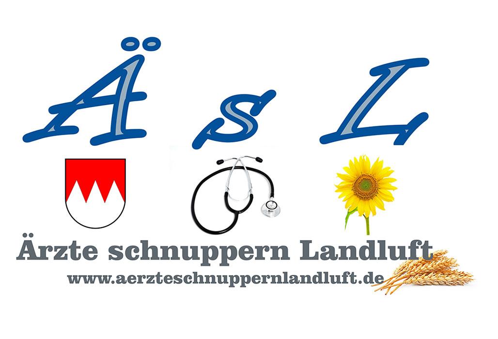 Logo Ärzte schnuppern Landluft www.aerzteschnuppernlandluft.de