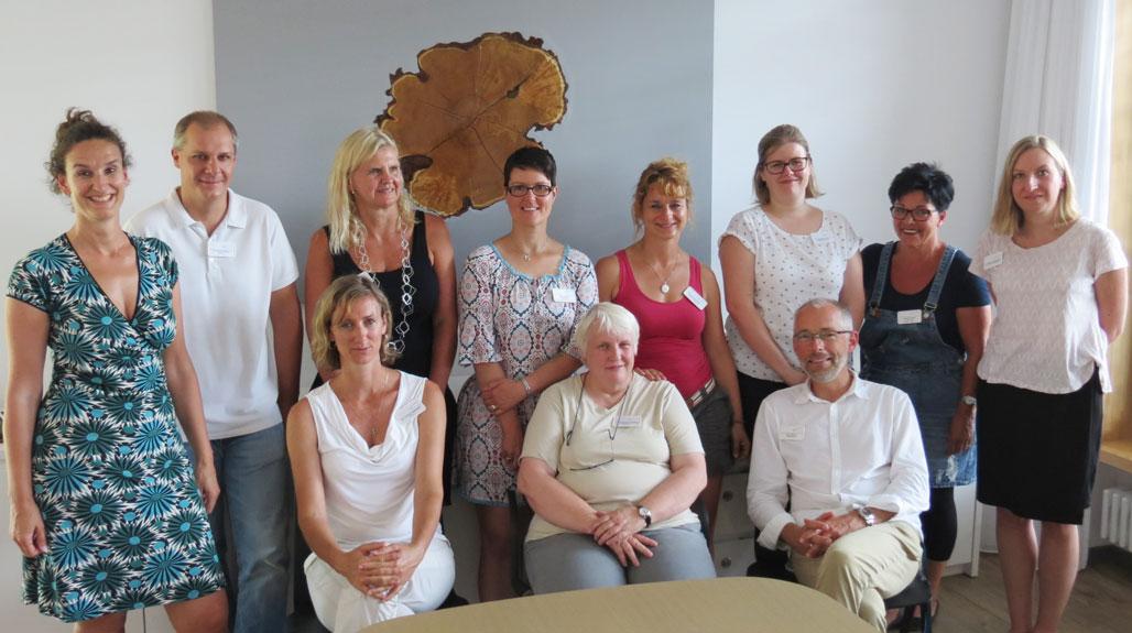 Projektteam kbo Isar-Amper-Klinikum Fürstenfeldbruck