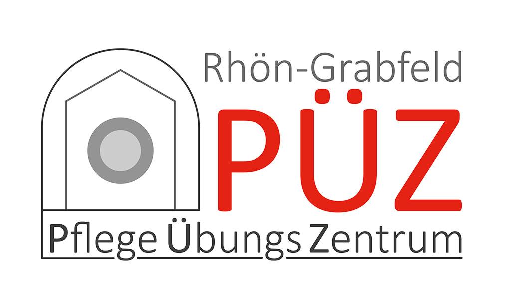 Logo Pflege Übungszentrum PÜZ Rhön Grabfeld