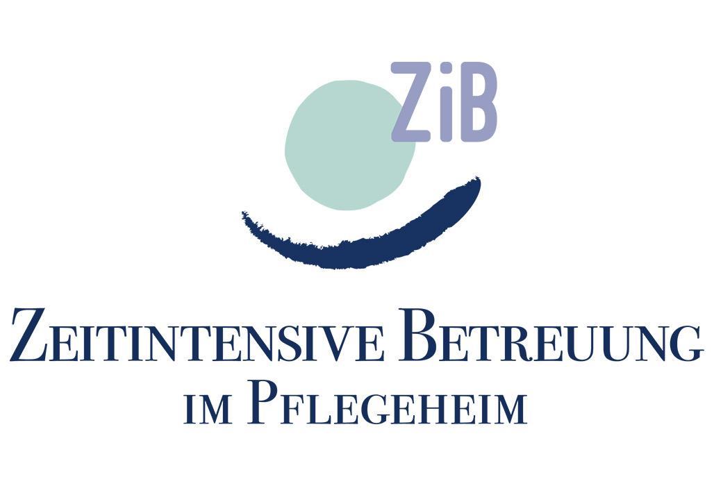Logo Zeitintensive Betreuung im Pflegeheim