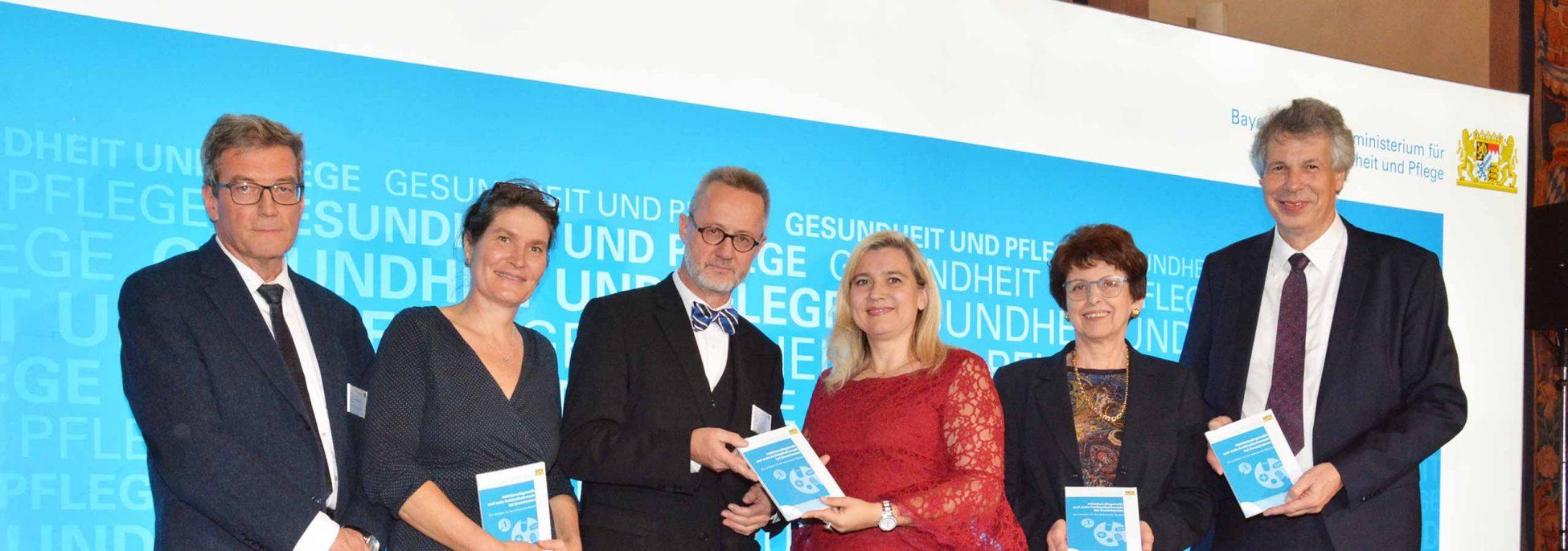 10. Symposium der Bayerischen Landesarbeitsgemeinschaft resistente Erreger (LARE)