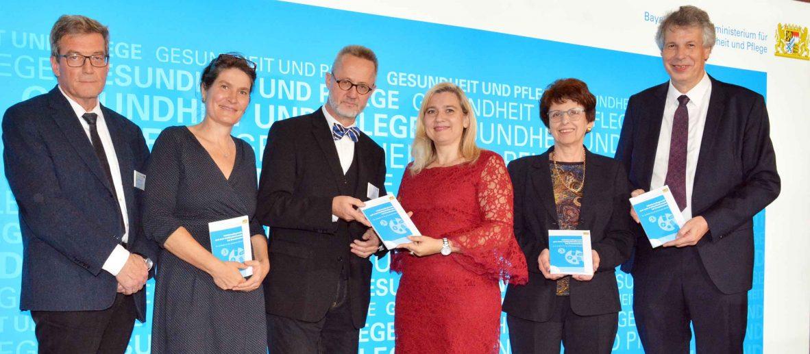 10. Symposium der Bayerischen Landesarbeitsgemeinschaft resistente Erreger (LARE) am 4. Dezember 2019 in der Münchner Residenz