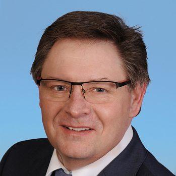 Staatssekretär Gerhard Eck