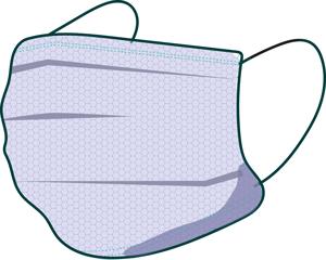 Alltagsmaske