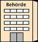 Gebäude einer Behörede