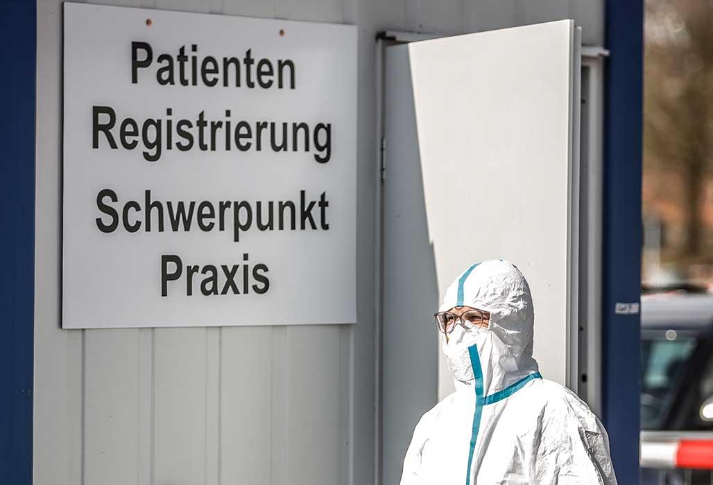Patientenregistrierung für die Schwerpunktpraxis