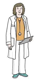 Ärztin, 8. BaylfSMV in Leichter Sprache