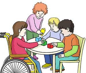 Kindergarten, 8. BaylfSMV in Leichte Sprache