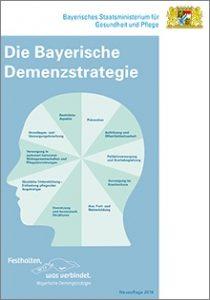 Bayerische Demenzstrategie mit zehn Handlungsfeldern
